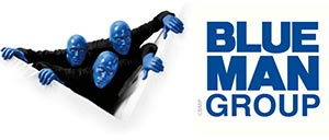 Blue Man Group in New York