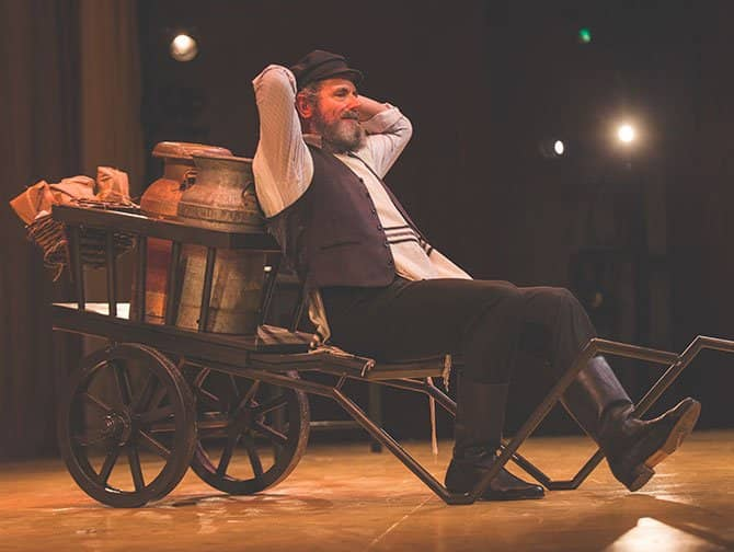 Fiddler on the Roof in New York Tickets - Tevye