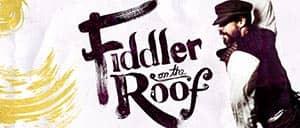 Fiddler on the Roof op Broadway