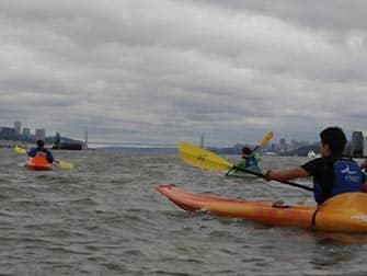 Kayakken in New York - Kayaks
