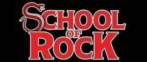 School of Rock op Broadway