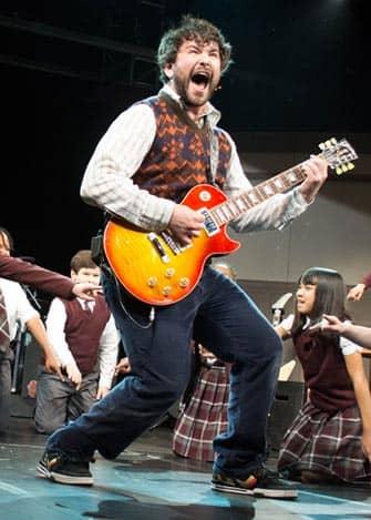 School of Rock op Broadway - De Musical