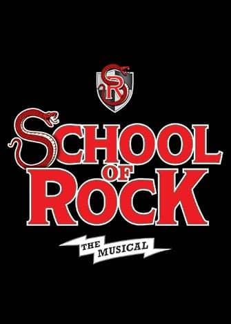 School of Rock op Broadway - Poster