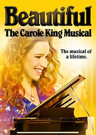 Beautiful The Carole King Musical - Poster