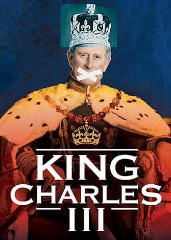 King Charles III op Broadway - Poster