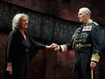 King Charles III op Broadway - Show in New York