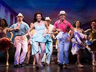 On Your Feet op Broadway - Cast