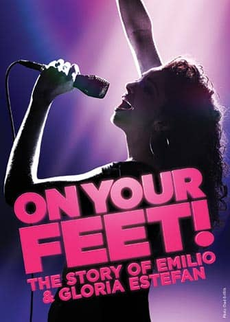 On Your Feet op Broadway - Poster