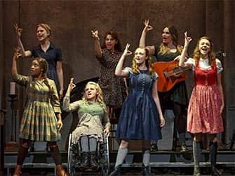 Spring Awakening op Broadway - Gebarentaal