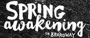 Spring Awakening op Broadway