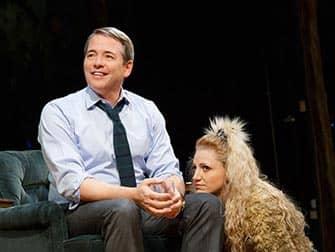 Sylvia op Broadway - Cast