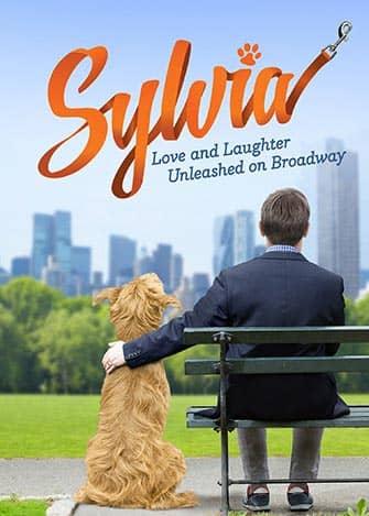 Sylvia op Broadway - Poster