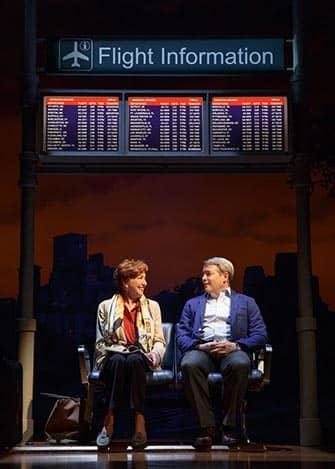 Sylvia op Broadway - Show in New York