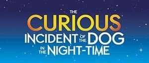 The Curious Incident of the Dog in the Night-Time op Broadway