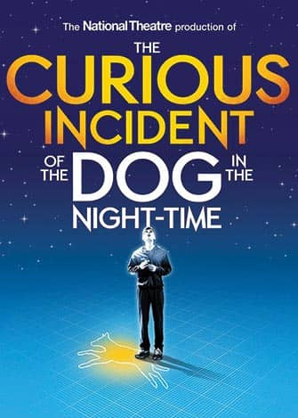 The Curious Incident of the Dog in the Night-Time op Broadway - Poster