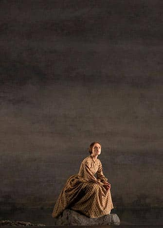 Therese Raquin op Broadway - Keira Knightley