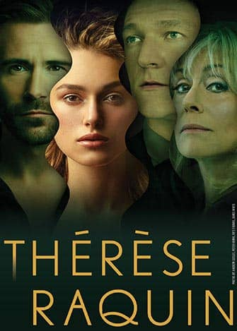 Therese Raquin op Broadway - Poster
