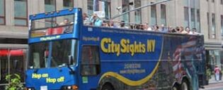 CitySights Hop-on Hop-off Bus in New York
