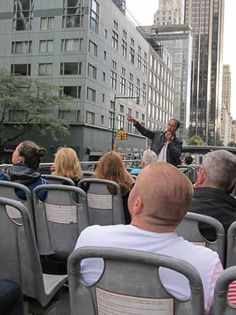 CitySights Hop-on Hop-off bus in New York - Gids