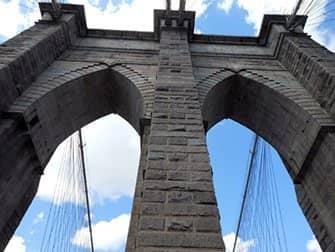 Fietsen huren in New York - Brooklyn Bridge