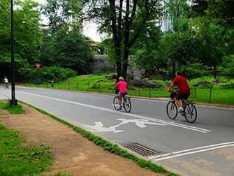 Fietsen huren in New York - Fietsen in Central Park