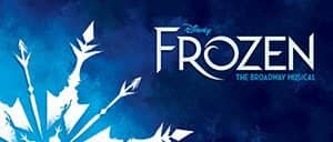 Frozen op Broadway Tickets