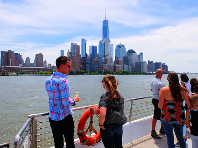 Bateaux Lunch Cruise in New York - Uitzicht
