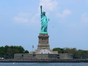 Bateaux Lunch Cruise in New York - Vrijheidsbeeld