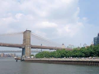 Circle Line: Landmarks and Brooklyn Cruise - Brooklyn Bridge