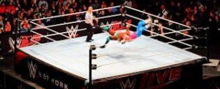 WWE Worstelen in New York Tickets