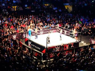 WWE Worstelen in New York Tickets - Wedstrijd
