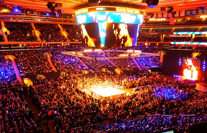 WWE Worstelen in New York Tickets - Worstelaars