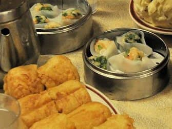 Chinatown en Little Italy Foodtour - Dim Sum