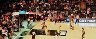 New York Liberty Basketbal Tickets