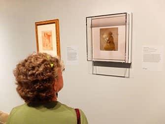 The Met Breuer in New York - Da Vinci