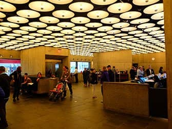 The Met Breuer in New York - Ingang