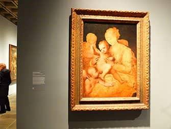 The Met Breuer in New York - expositie met onafgemaakte schilderijen