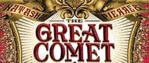 Josh Groban in The Great Comet op Broadway Tickets