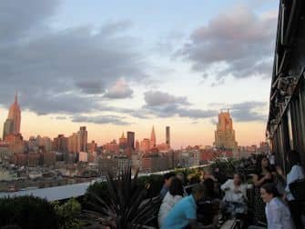 Rooftopbartour in New York - PHD
