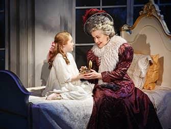 Anastasia op Broadway Tickets - Opgroeien