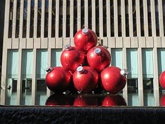 Nederlandse Fietstour met Kerst in New York - Kerstversiering