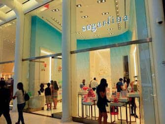 Westfield World Trade Center - Sugarfina