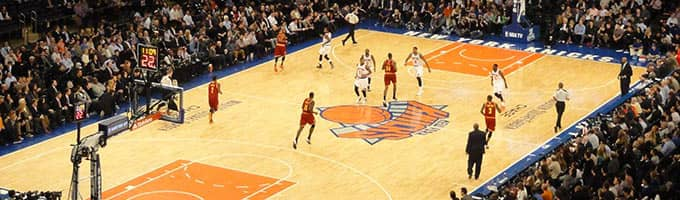 Basketbal: New York Knicks