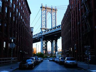 Fietstour door Brooklyn - Manhattan Bridge