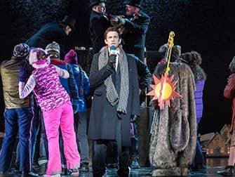 Groundhog Day op Broadway Tickets - Verslaggever