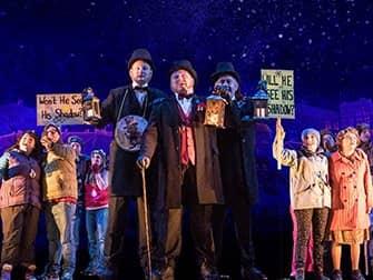 Groundhog Day op Broadway Tickets - Voorspelling