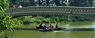 Roeiboot huren in Central Park