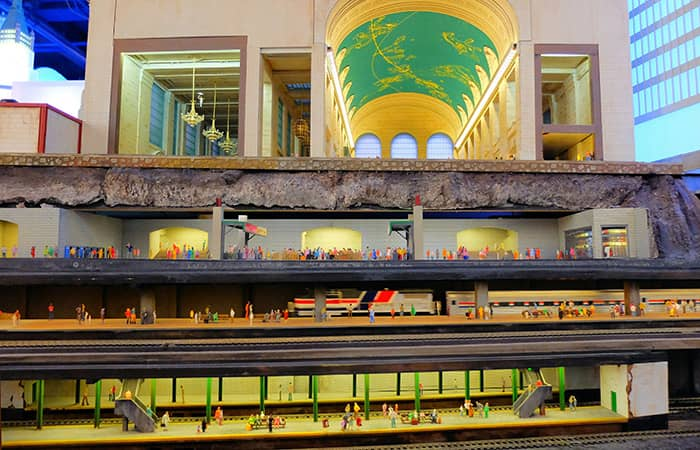 Gulliver's Gate Miniatuurwereld - Grand Central