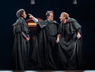 Harry Potter op Broadway Tickets - Discussie