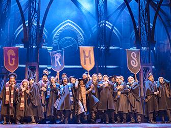 Harry Potter op Broadway Tickets - Op Hogwarts